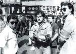 Amarcord. Il giovane Alemanno e il FdG