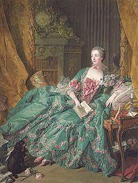 Madame de Pompadour, la favorita di Luigi XV
