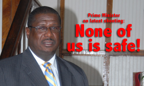 """Il Primo Ministro di St.Lucia: """"Nessuno di noi è al sicuro"""""""